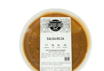 12oz Salsa Roja